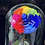 Thumbnail: Everlasting Rainbow Rose (only one)
