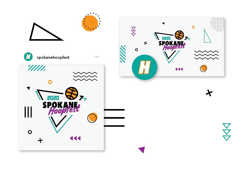 Hoopfest 2020 Social Media
