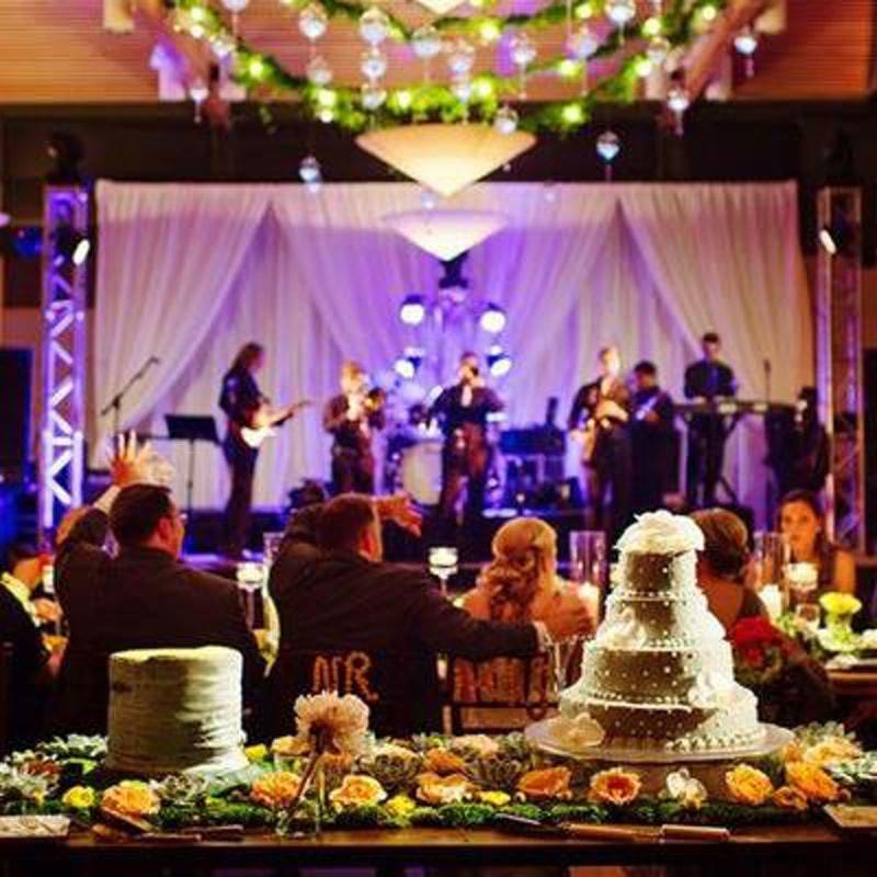 Your Wedding Reception Comes Alive