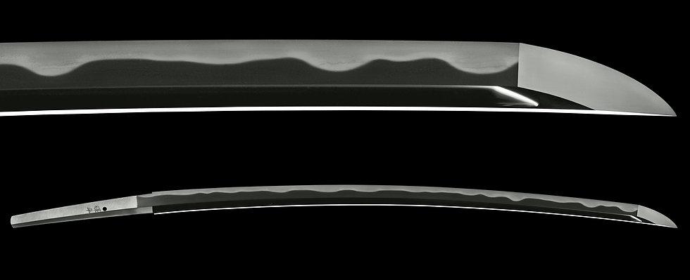 日本刀 平成26年 上山輝平作