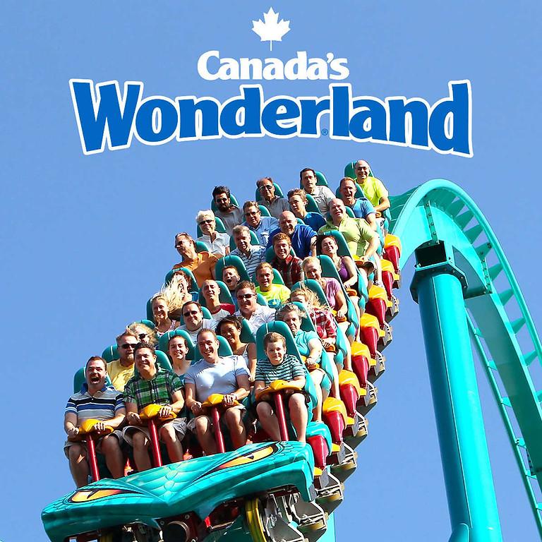 Wonderland聚会