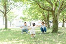 日常の家族写真