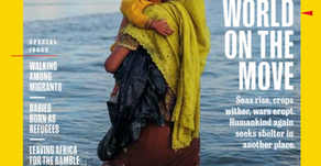 Published   National Geographic Magazine 08/2019 issue