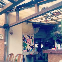 #三茶 #cafe #カフェ #abridge