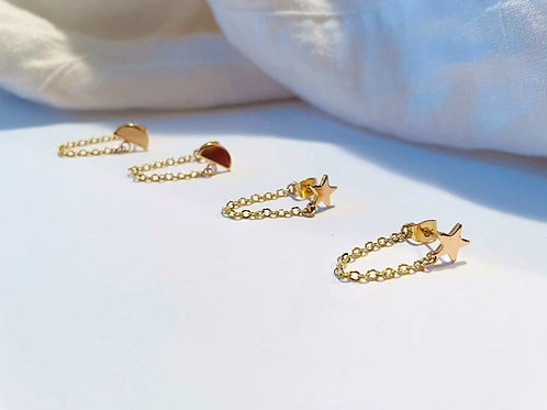 Off The Chain Studs