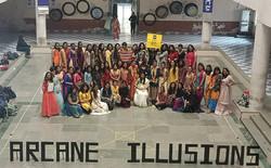 Arcane Illusion 2020 Usha Mittal Institute of Technology