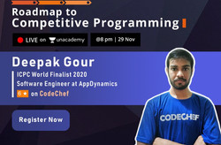 Road to competitive programming Usha Mittal Institute Of Technology