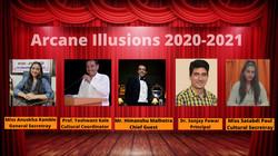 Arcane Illusion 2021 Usha Mittal Institute of Technology