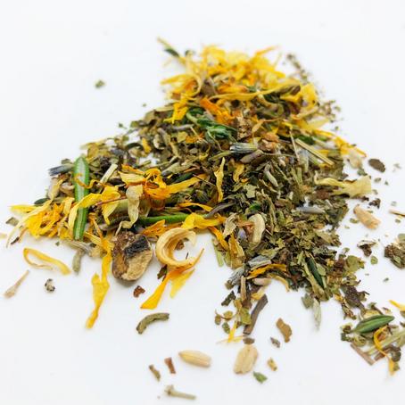 Peace, love, HEALING, & herbs