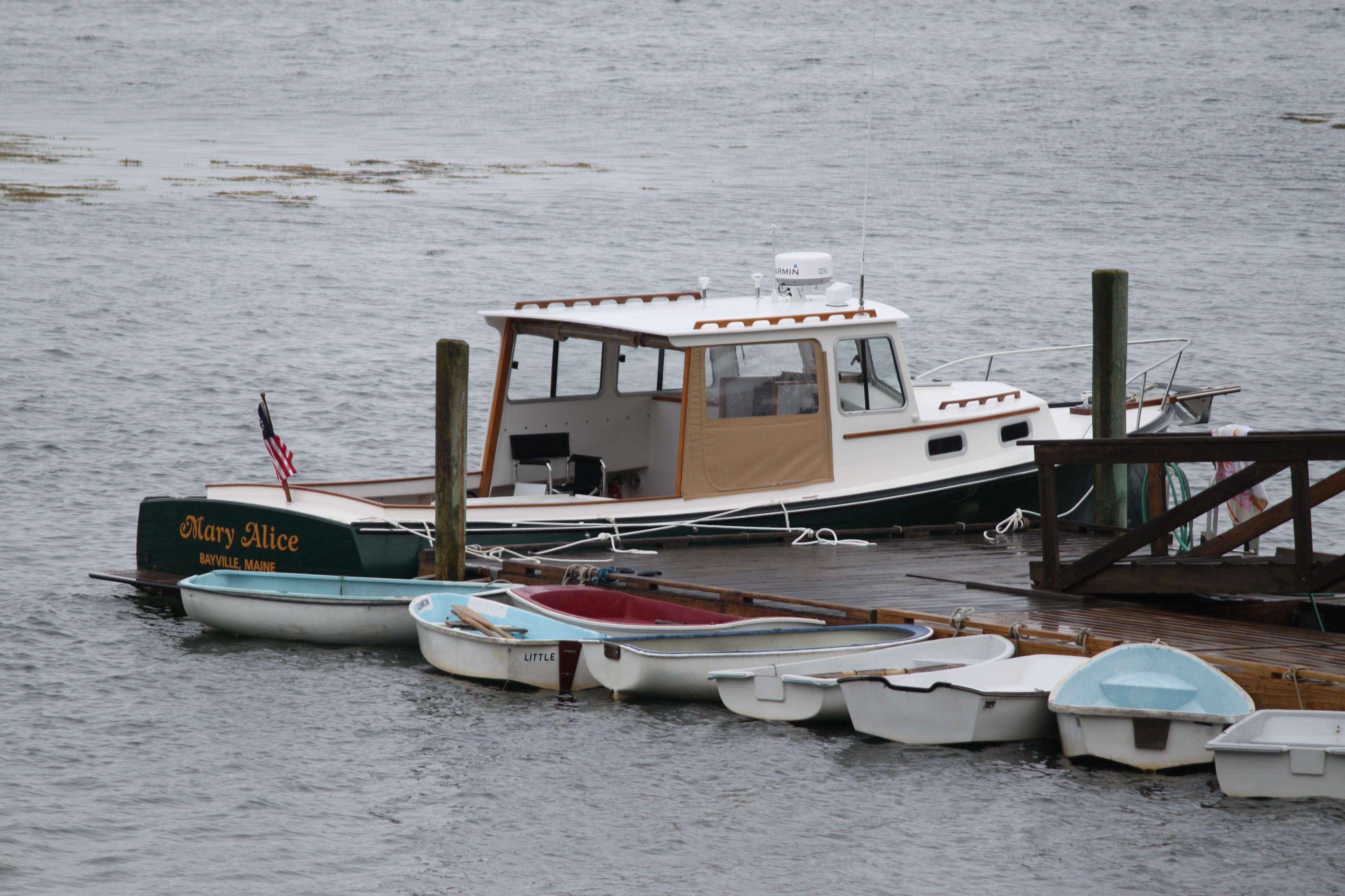 Southport Island Marine Hull 14