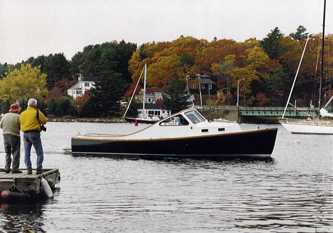 Southport Island Marine Hull 3