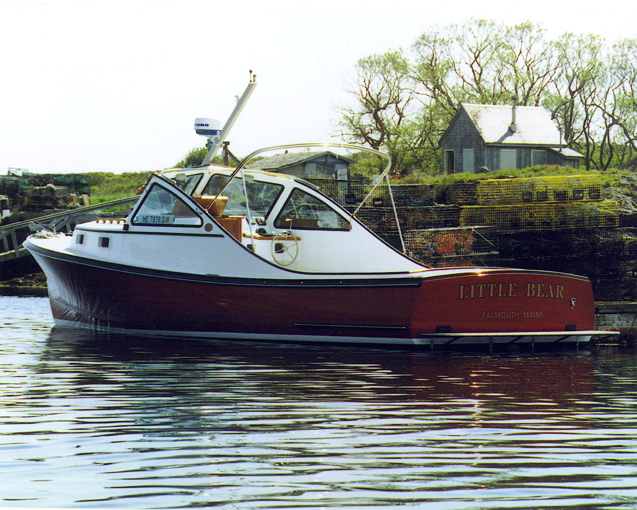 Southport Island Marine Soft Top 30