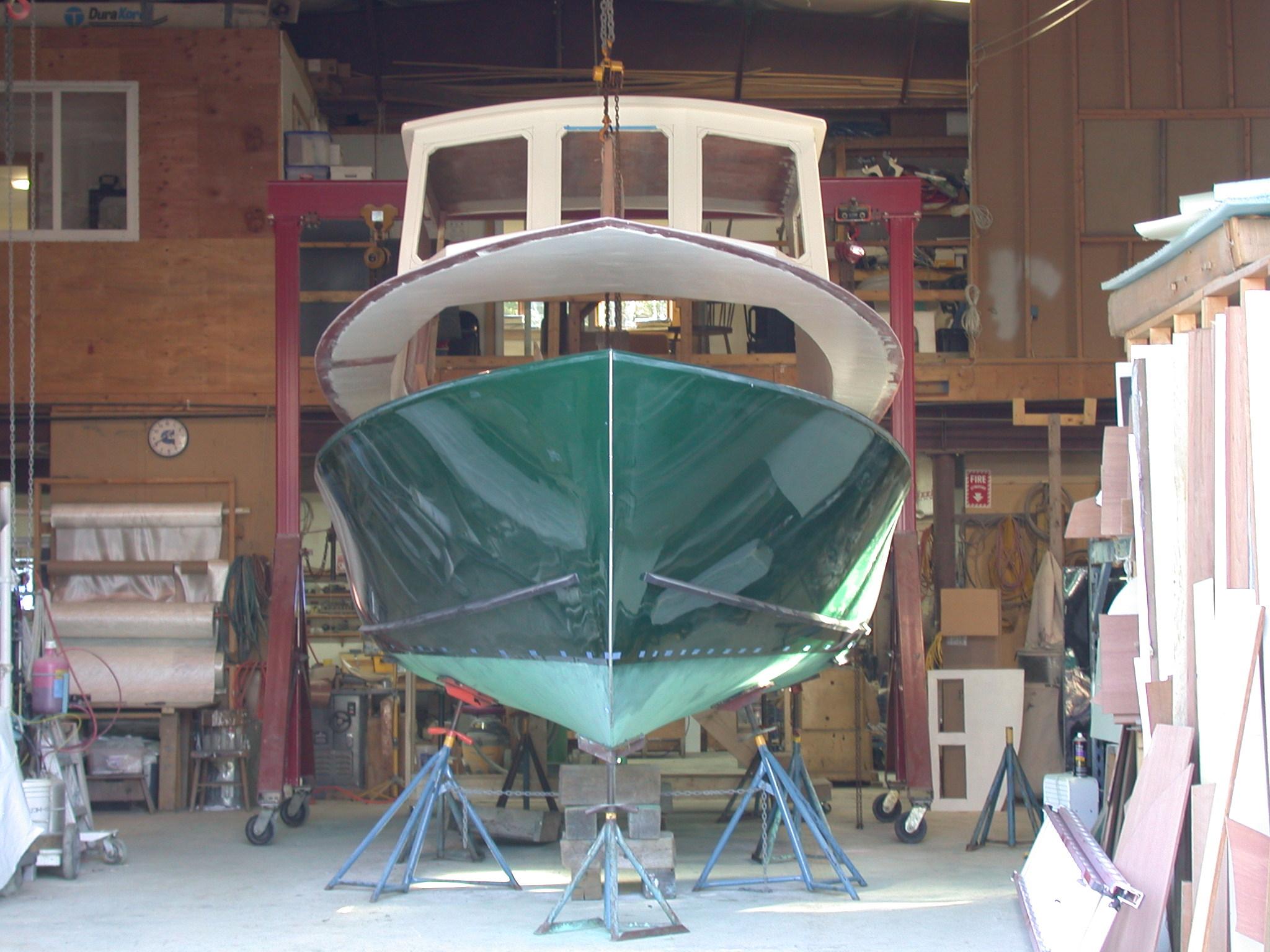 Southport Island Marine Hull 4