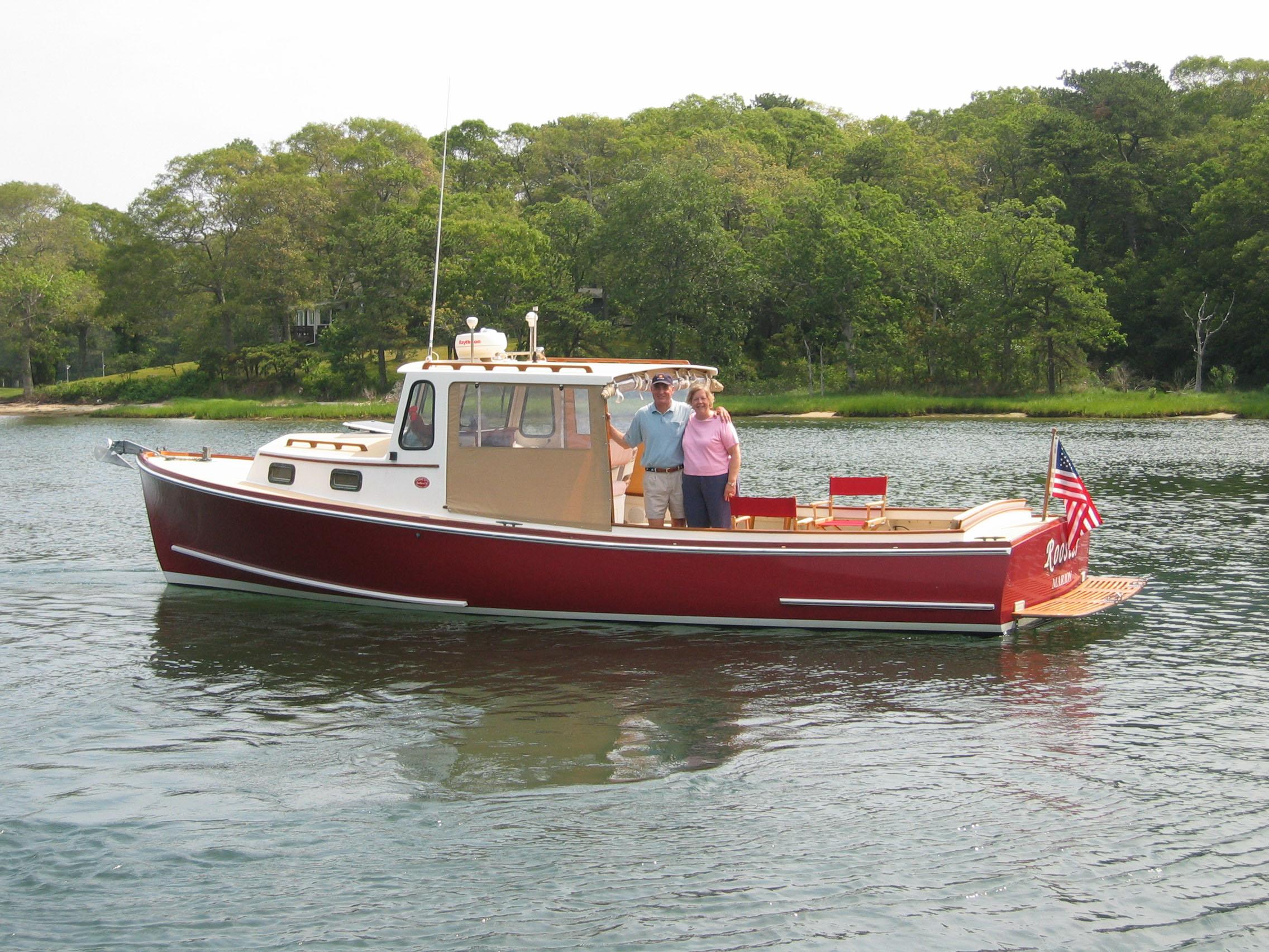 Southport Island Marine Hull 6