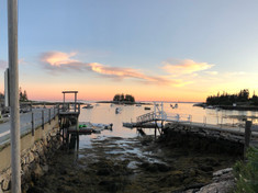 Newagen Town Landing in Southport Maine