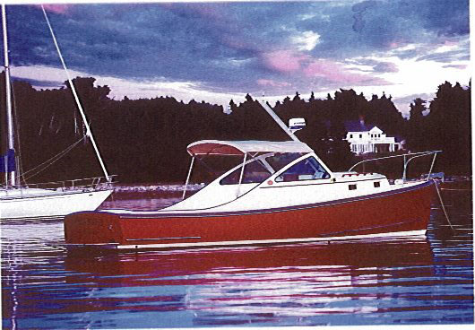Southport Island Marine Soft Top 30