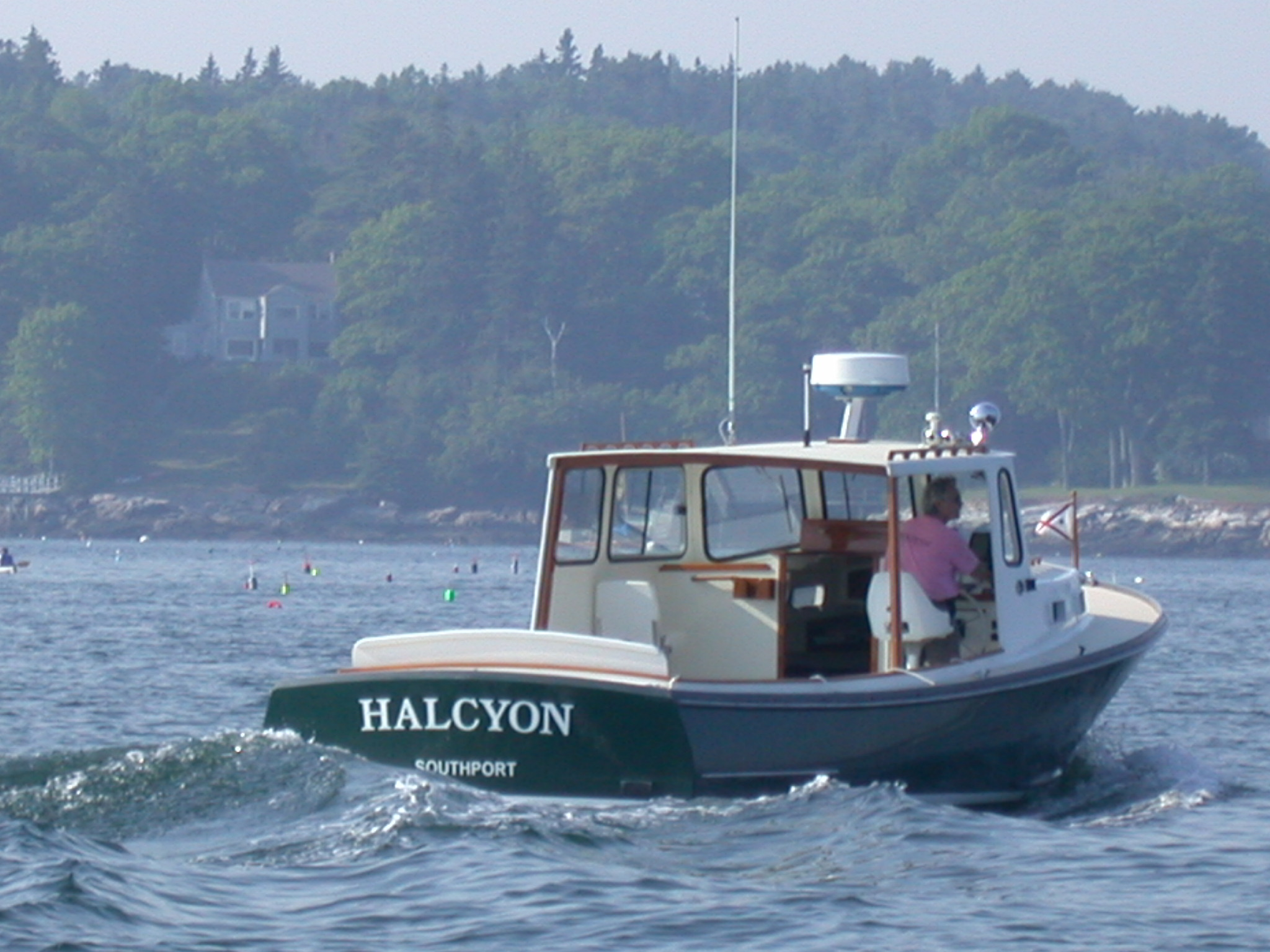 Southport Island Marine Hull 7