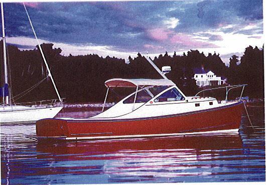 Southport Island Marine Hull 5