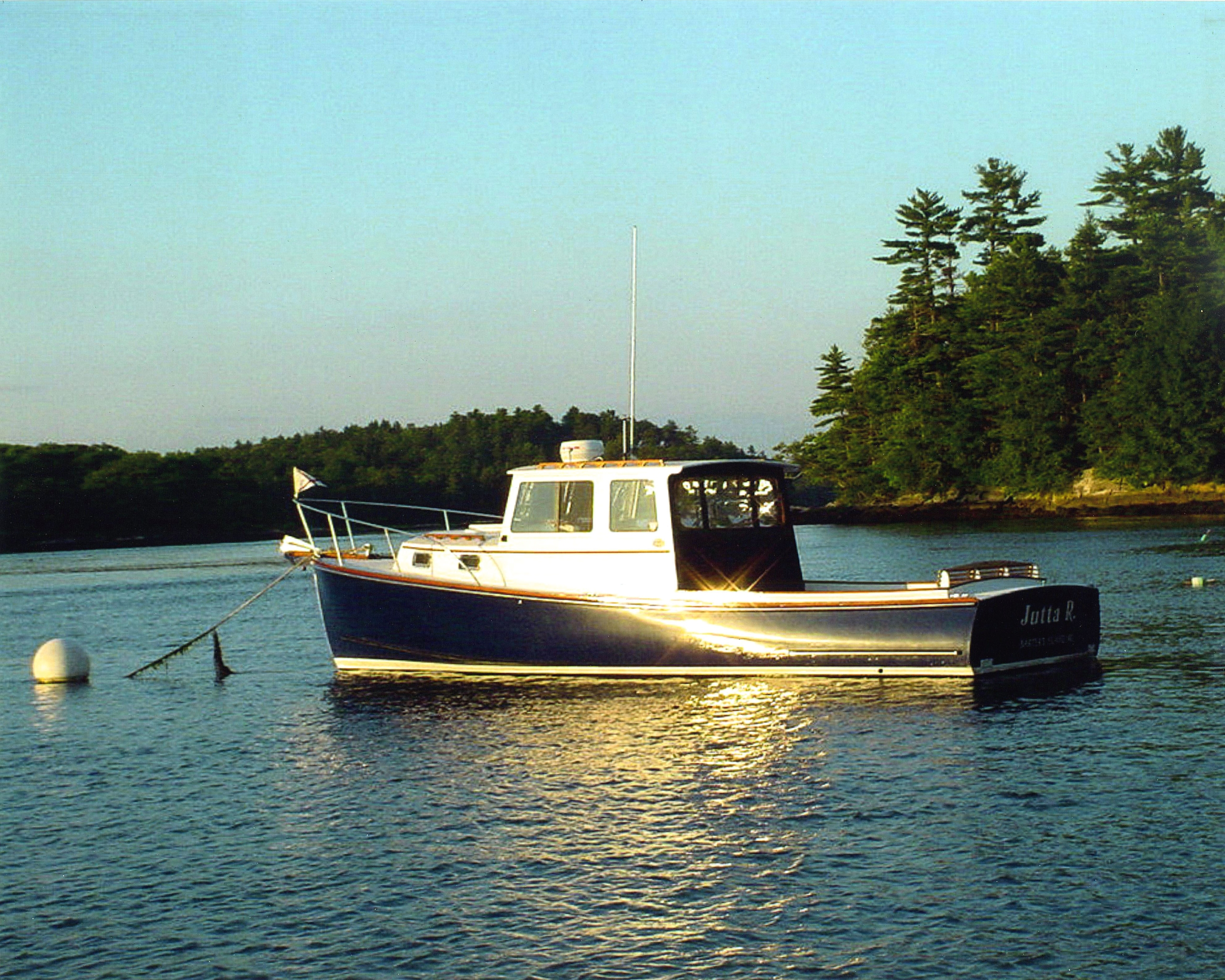 Southport Island Marine Hull 10
