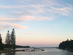 Southport Maine Sunset
