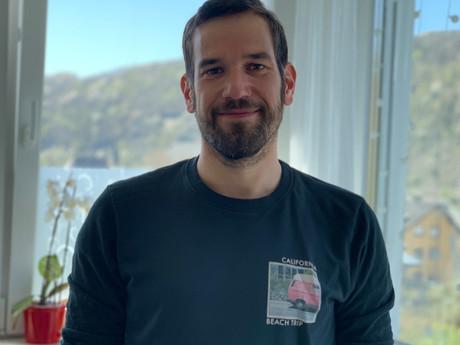 Meet Entwickler Thomas