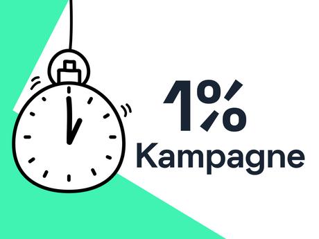 1% Kampagne: matched.io hilft Startups beim Tech-Recruitment