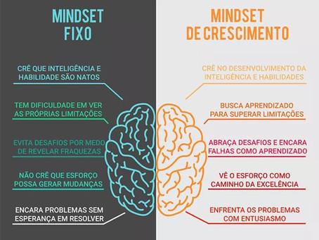 Você tem MINDSET fixo ou de Crescimento?