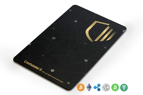 CoolWallet S クールウォレットS