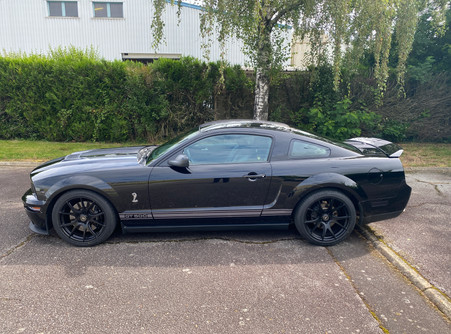 FORD MUSTANG 500 - 2007