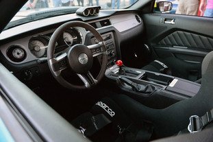 CAR ET MANS PASSION - Mustang ROUSH Prototype