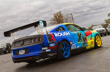 CAR ET MANS PASSION - Mustang ROUSH Prototype