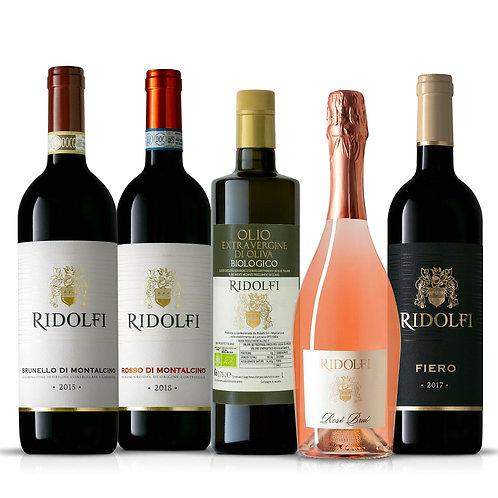 Winery Mix - Ridolfi