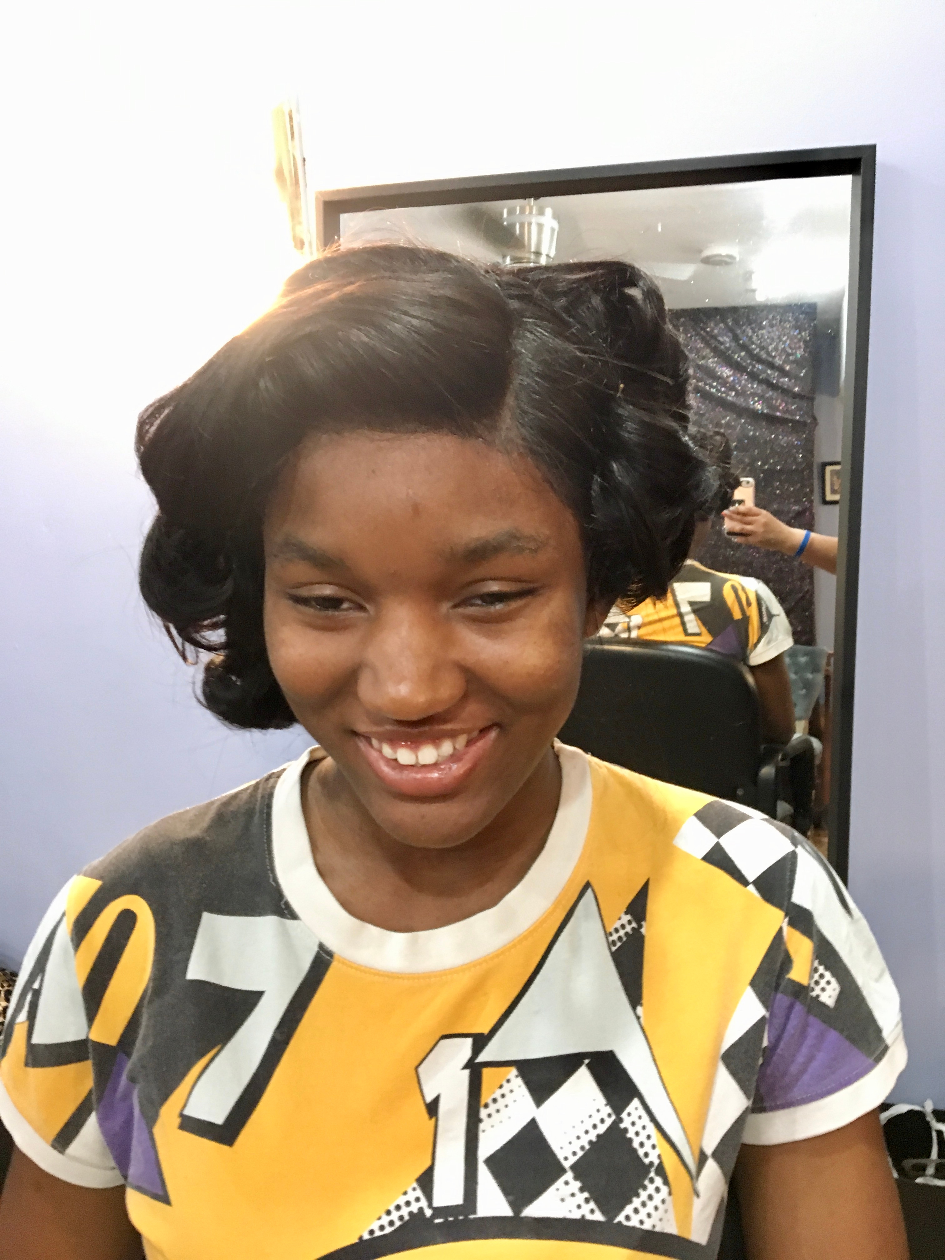 Full Sew-In with Lace Frontal