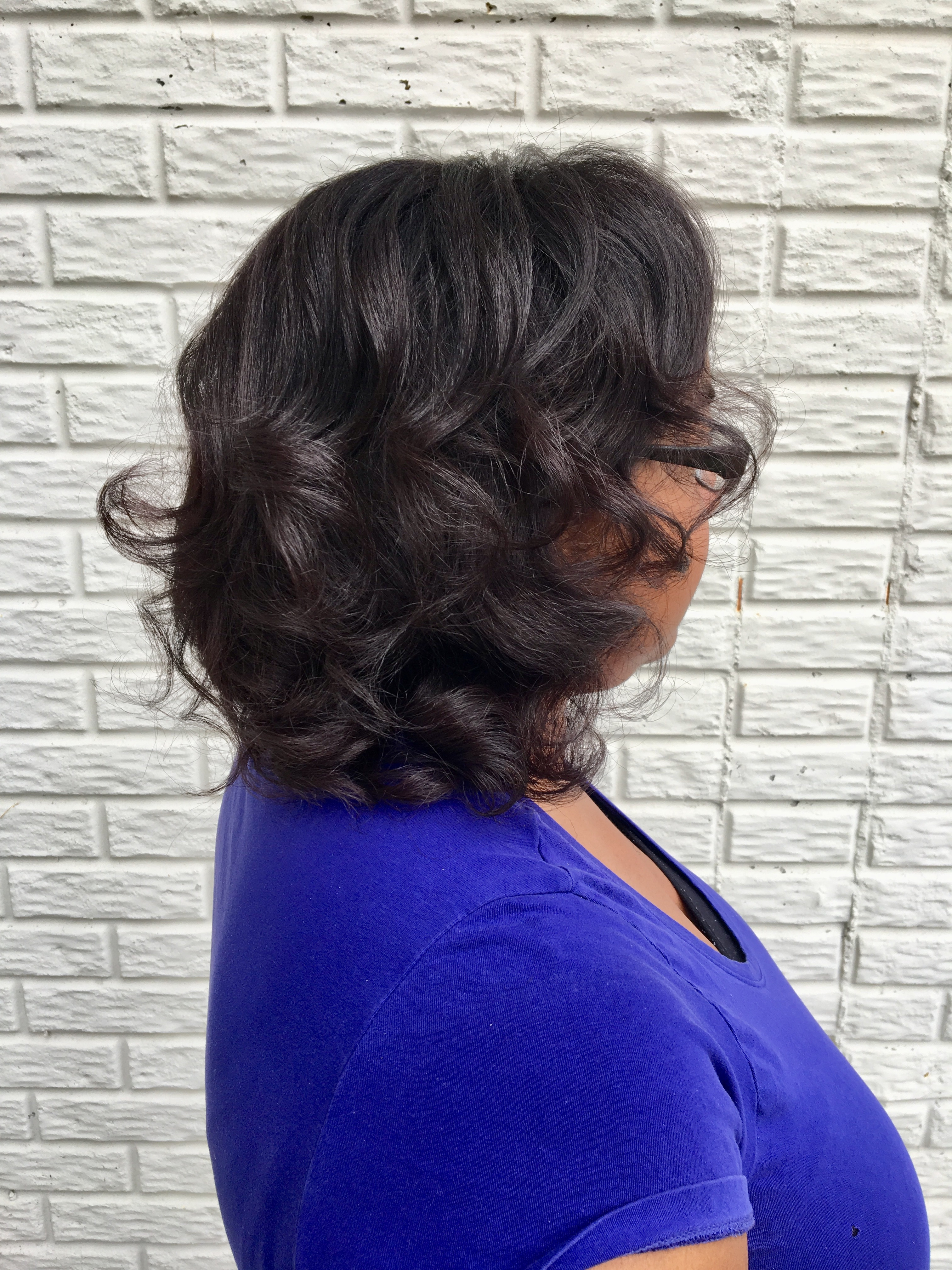 Blow Out & Flat Iron