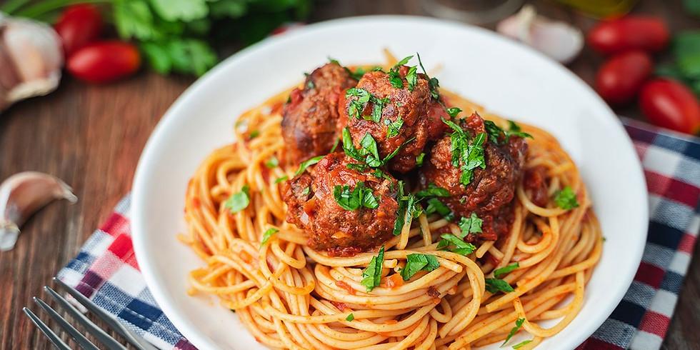 Italian Shbbat Dinner
