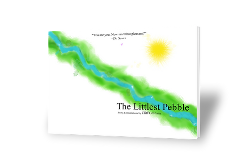 The Littlest Pebble Book