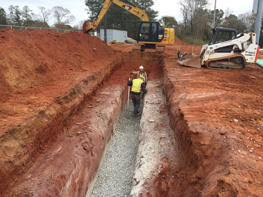 Integrated sitework