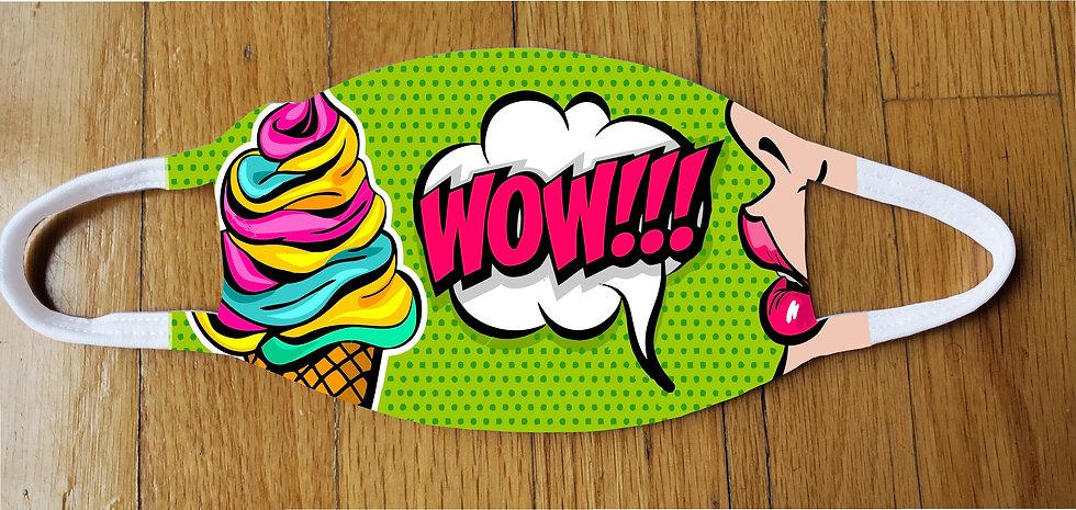 WoW Ice Cream Fashion Cover