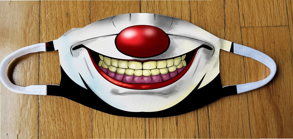 Clowny Fashion Cover