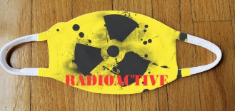Radioactive Fashion Cover