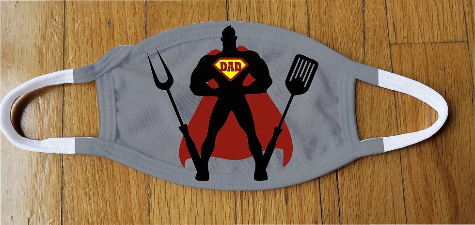 Super Dad Fashion Cover