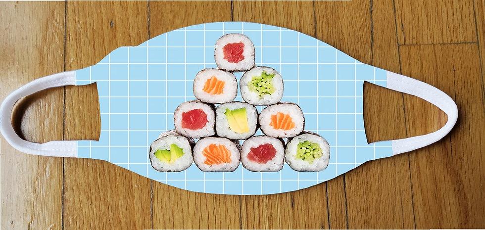 Sushi Fashion Cover