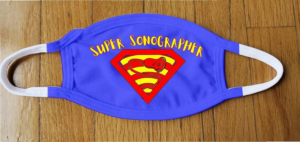 Super Sonographer Fashion Cover