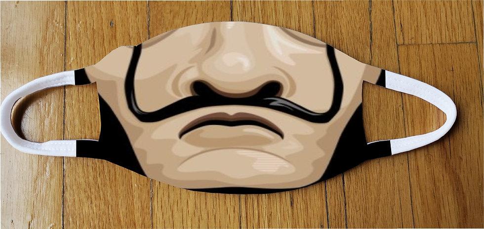 Mustache 2 Fashion Cover