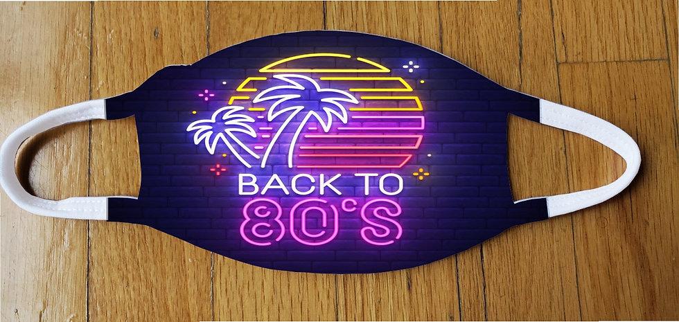 80's Fashion Cover