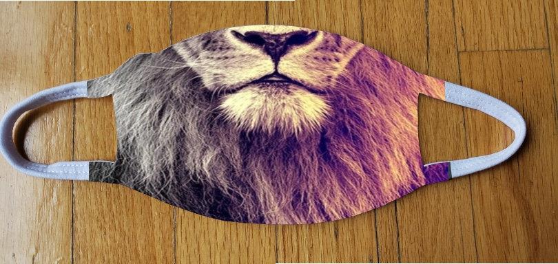 Jungle King Fashion Cover
