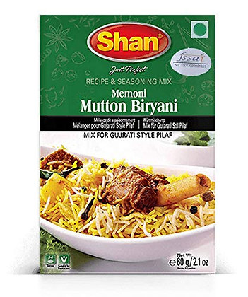 Shan Memoni Mutton Biriyani 60g