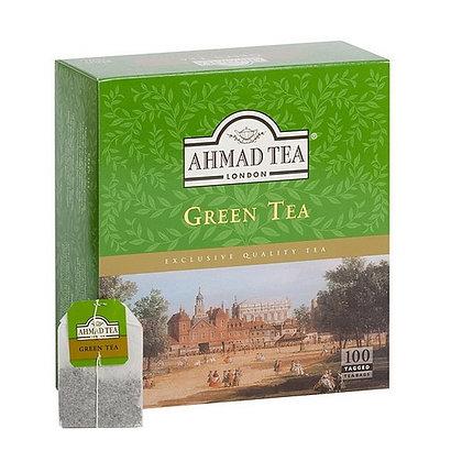 Ahmed Tea - Green Tea 100 bags