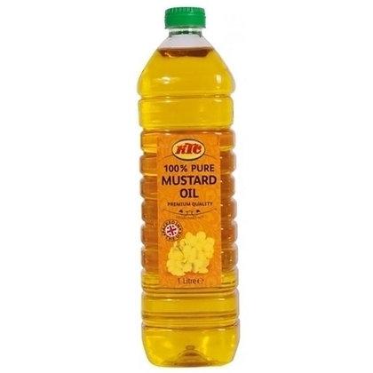 KTC 100 percent Mustard Oil 250 mL