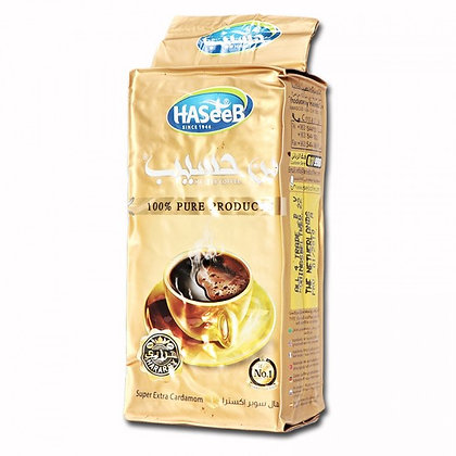 Haseeb Coffee Super Extra Cardamom 200g